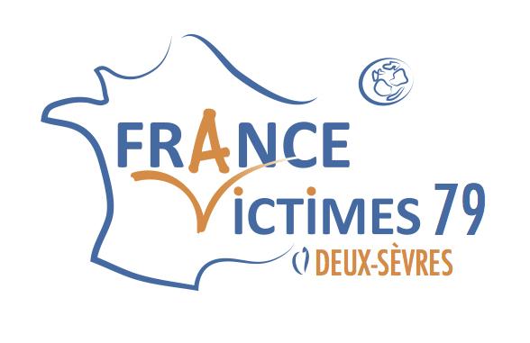 Logo FRANCE VICTIMES 79