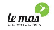Logo LE MAS Info-Droits-Victimes
