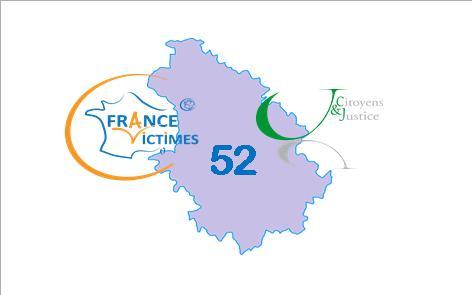 Logo France Victimes 52