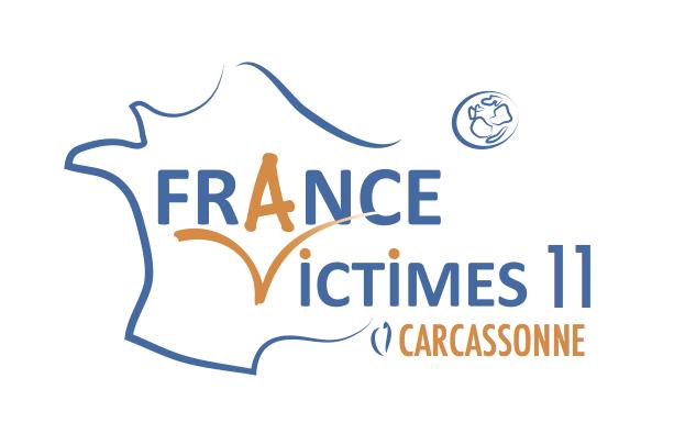 Logo France Victimes 11 Carcassonne
