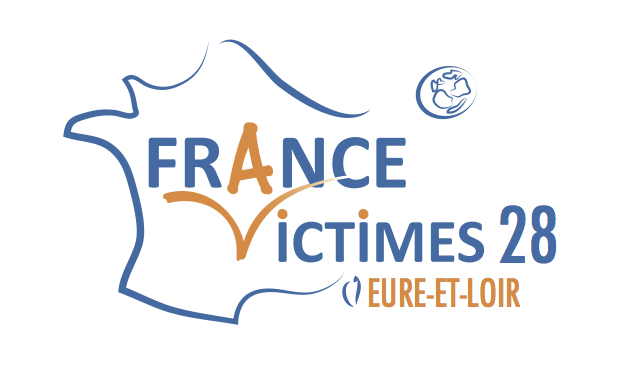 Logo FRANCE VICTIMES 28