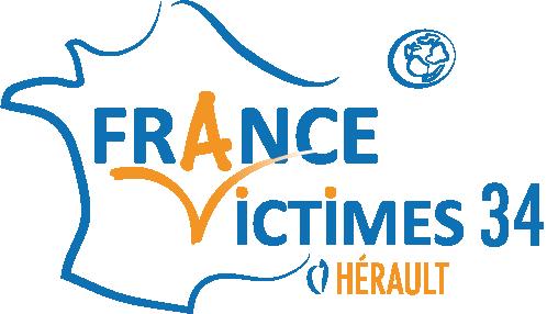 Logo France Victimes 34