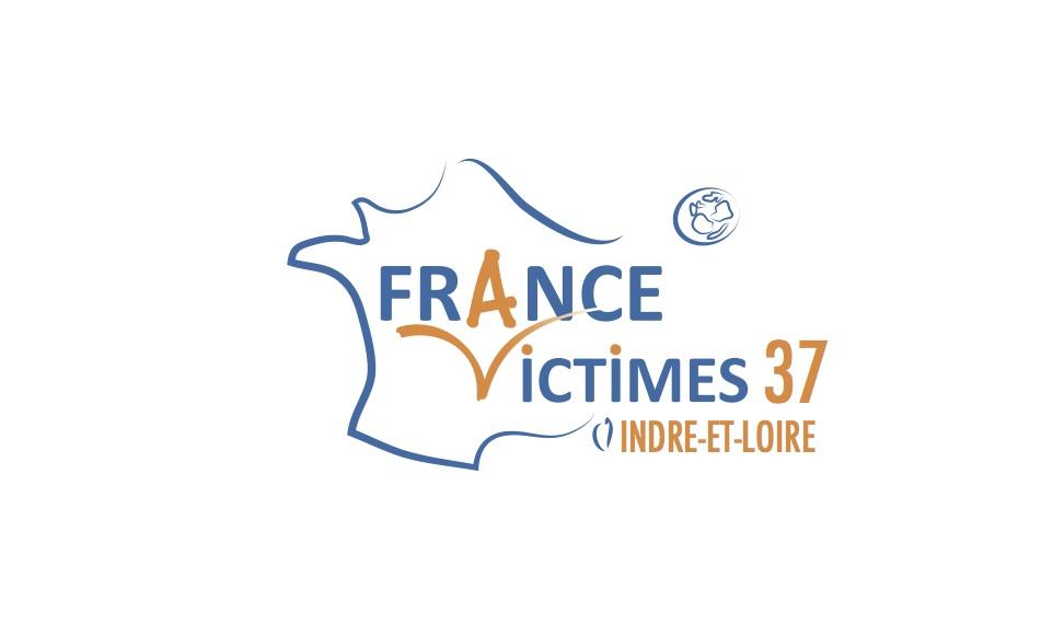 Logo France Victimes 37