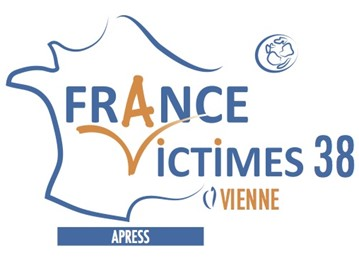 Logo France Victimes 38 APRESS